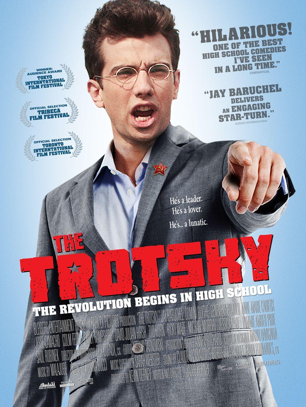 Троцкий / The Trotsky (2009) HDRip