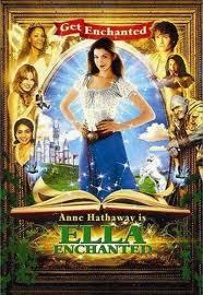 Заколдованная Элла / Ella Enchanted (2004) HDRip / DVD5 / DVD9 / BDRip 720p