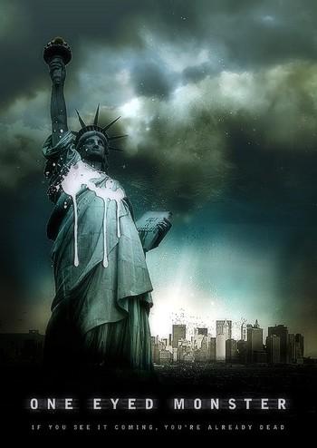 Скачать Одноглазый монстр (2008) DVDRip